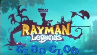 Rayman Legends - GLOO GLOO Gameplay