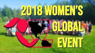 2018 Women's Global Event - Disc Golf