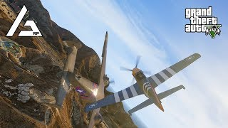 GTA 5 Roleplay - ARP - #107 - Mid Air Collision!