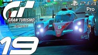 Gran Turismo Sport - Gameplay Walkthrough Part 19 - Mission Stage 8 7 & Mount Panorama (PS4 PRO)