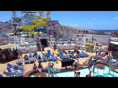 TOUR OF THE CARNIVAL GLORY