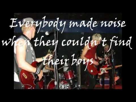 The Briefs - Dead in the Suburbs (with Lyrics)