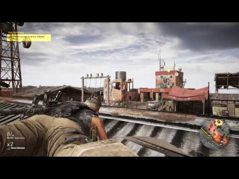 Ghost Recon Wildlands Open Beta The Outpost - Search The Communications Outpost Walkthrough
