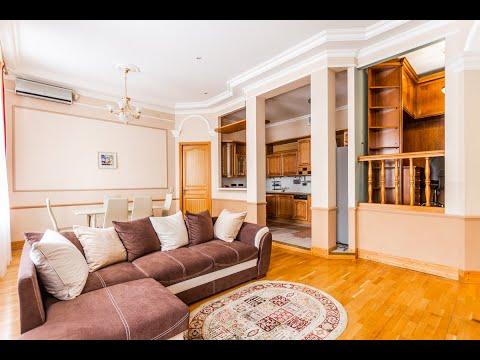 Аренда квартиры в классическом стиле на Армянском переулке