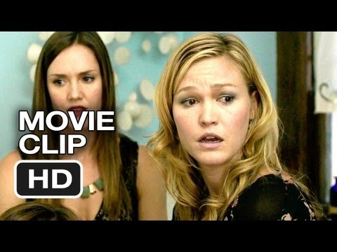 It's a Disaster Movie CLIP - Radio (2013) - America Ferrera, Julia Stiles Movie HD