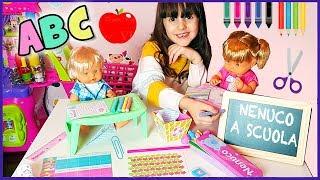 Giochiamo con nenuco scuola!alyssa fa la maestra ma i due bambini non stanno molto tranquilli... cosa succederà?nenuco scuola: https://amzn.to/2q9al4o*link a...
