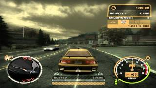 Need For Speed: Most Wanted (2005) - Milestone Events - Vic (#13)