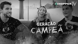 ANDERON PRIMO E CHIQUINHO. A GERAÇÃO CAMPEÃ!