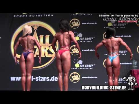 DBFV Deutsche Meisterschaft 2011 Finale Frauen-Fitness-Figurklasse