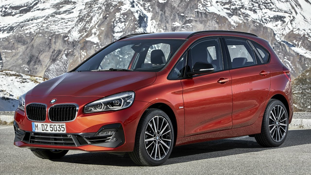 2018 Bmw 2 Series Active Tourer Youtube