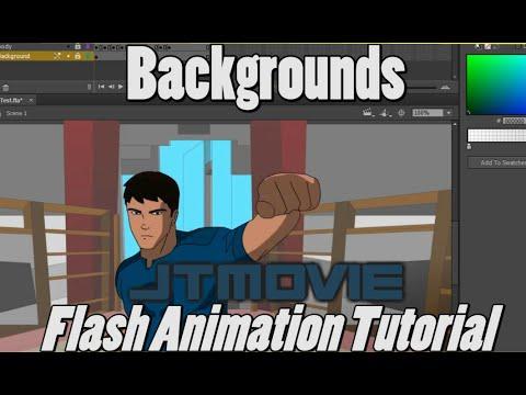 Background Basics   Adobe Flash Tutorial