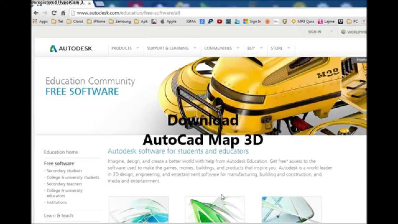 autocad map 3d 2015 crack download