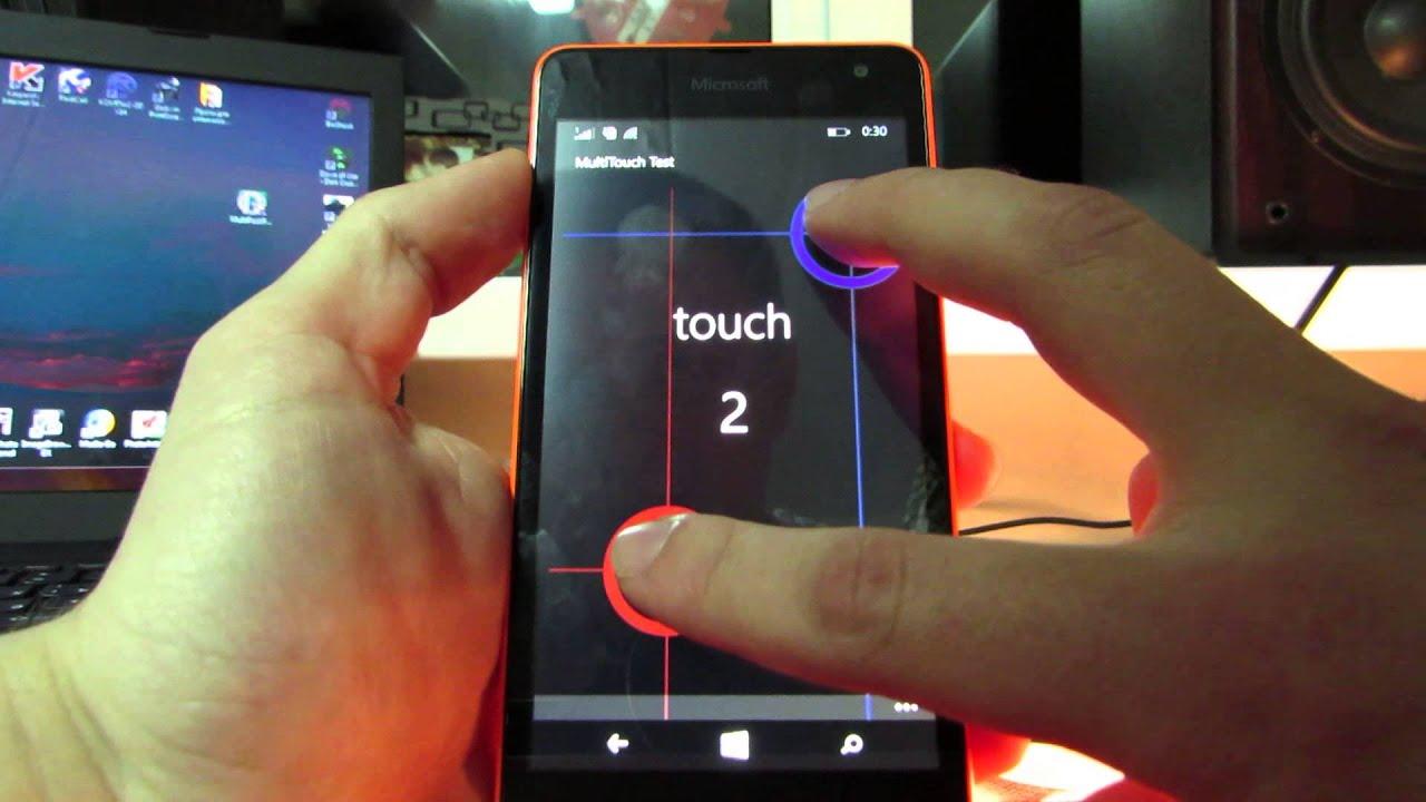 Nokia Lumia 520 замена тачскрина - YouTube