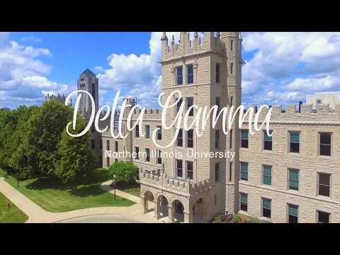 Northern Illinois University Delta Gamma Recruitment Video 2017