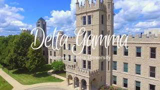 Northern Illinois University Delta Gamma Recruitment Video 2017