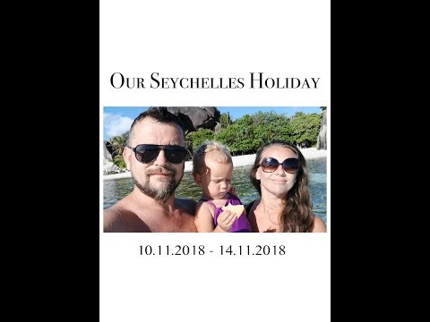 Elena's and Darko's holiday in the Seychelles