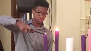 TRINITY EMMANUEL PRESBYTERIAN CHURCH  ADVENT - 2 CANDEL LIGHTING SERVICE DECEMBER 6, 2020