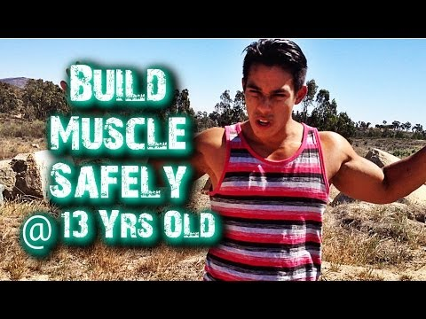 build-muscle-safely-@-13-years-old