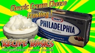 Simply The Best Cream Cheese Frosting Recipe ! - I Promise !