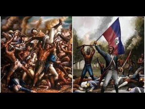 L' arbre de la liberté (un condensé de l'histoire haïtienne)
