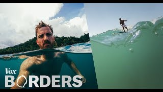 Meet Haiti's surfing pioneers thumbnail