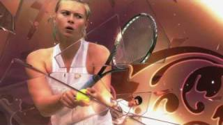 Virtua Tennis 2009 first teaser trailer from SEGA