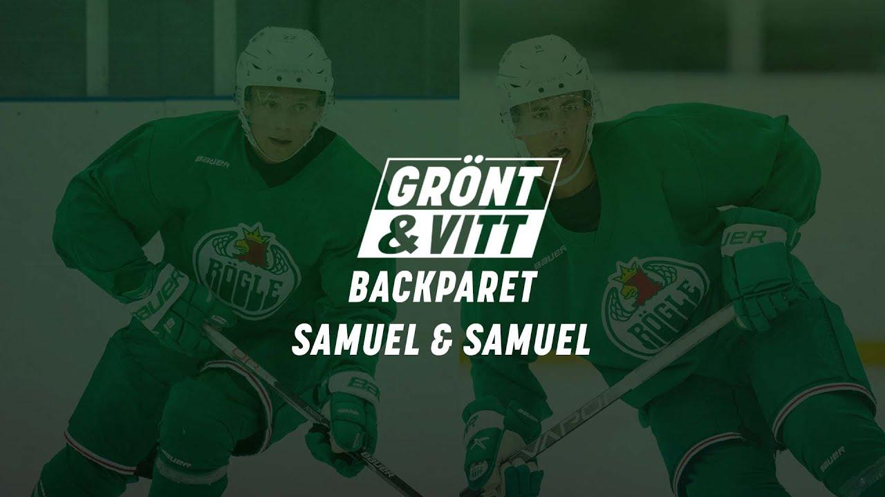 Grönt & Vitt: Backparet Samuel och Samuel