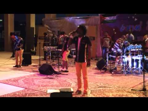 Arrow Star Live In Jordan-Rashan Gee Mela 2014 part-02
