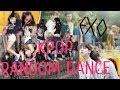 Kpop Random Dance BTS, Blackpink and EXO ♥