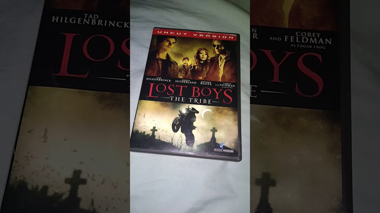 Download Lost boys the tribe DVD