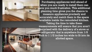 Facts About Remodeling A Kitchen