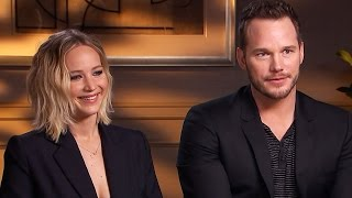 Jennifer Lawrence Freaks Out Over