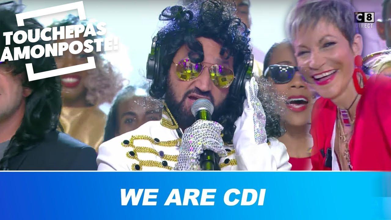 """""""We are CDI"""" : la chanson des chroniqueurs pour Isabelle Morini-Bosc !"""