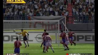 Virtua Striker 2002 - Gamecube