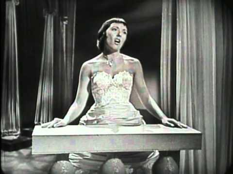 Keely Smith on the Frank Sinatra  1958