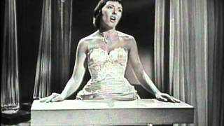 Keely Smith on the Frank Sinatra show 1958