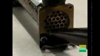 Ultraprobe - Detección Fuga en Intercambiador Multitubular