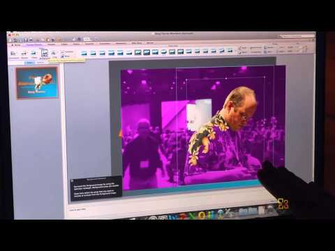How to add background image in powerpoint mac