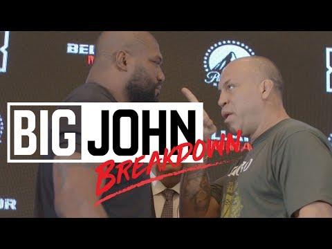 Bellator 206: Big John Breakdown - Rampage Jackson vs. Wanderlei Silva