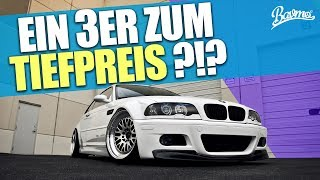 Ein 3er zum Tiefpreis?   BMW E46 Gebrauchtwagen-Tipp