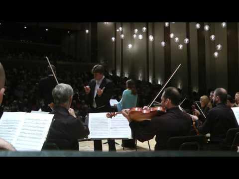 Concert in Jerusalem Schostakovitch Symphony 14 Jerusalem Camerata Conductor-Konstanin Chudovsky