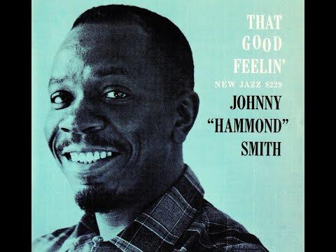 """Johnny """"Hammond"""" Smith Quartet - My Funny Valentine"""