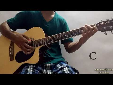 Bewafa (Imran Khan) - Guitar open Chords Lesson, Strumming Pattern, Running Progressions