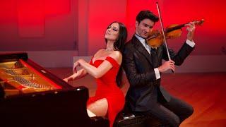 Смотреть клип Lola Astanova & David Aaron Carpenter - Tango