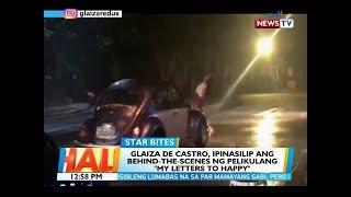 BT: Glaiza de Castro, ipinasilip ang behind-the-scenes ng pelikulang
