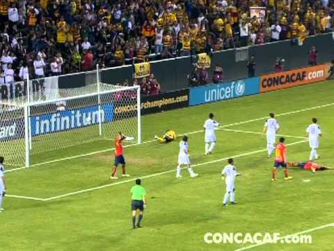 9.28.11 CCL Highlights LA Galaxy vs. Morelia