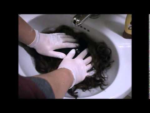 Come si lava una parrucca | Parrucche Italia