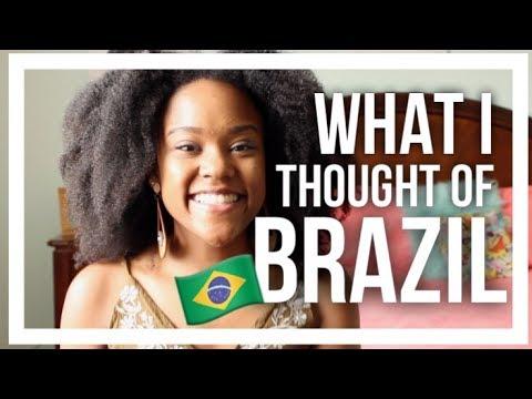 I'M BACK IN THE USA | Reflection On My Brazil Study Abroad Program