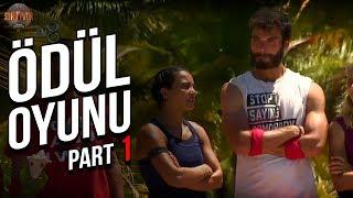 Ödül Oyunu 1. Part   29. Bölüm   Survivor Türkiye - Yunanistan