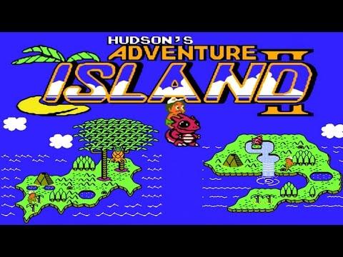 Adventure Island II, Hudsons (NES, Famicom) Денди игры - Остров приключений 2 [144]